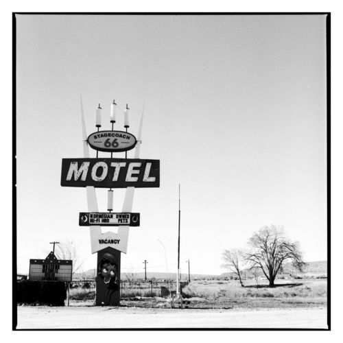 Route 66, USA 2015