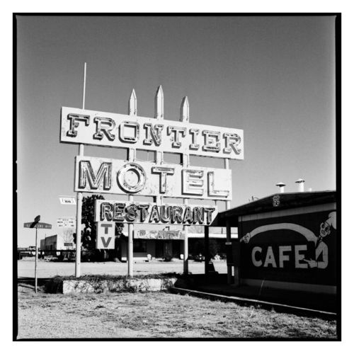 Frontier Motel, USA 2015