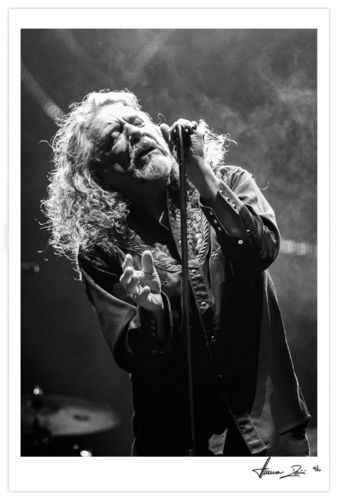 Robert Plant, Mexico City 2015