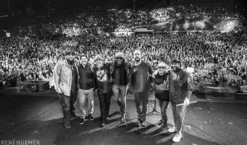 Dave Matthews Band, The Gorge 50th Anniversary, 2015