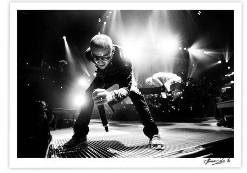 Linkin Park - Chester Bennington, NY 2011