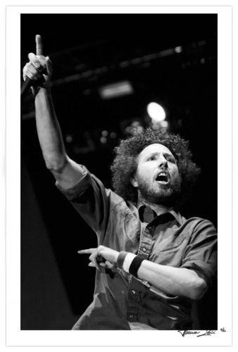 Rage against the Machine, Austria 2008