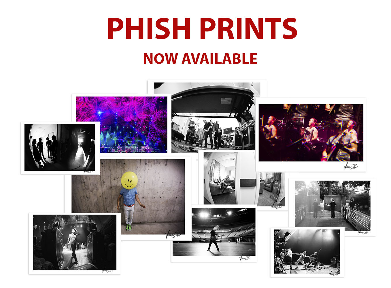 PHISH Prints